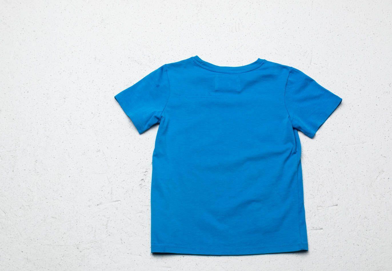 WOOD WOOD Kids Ola Tee Blue
