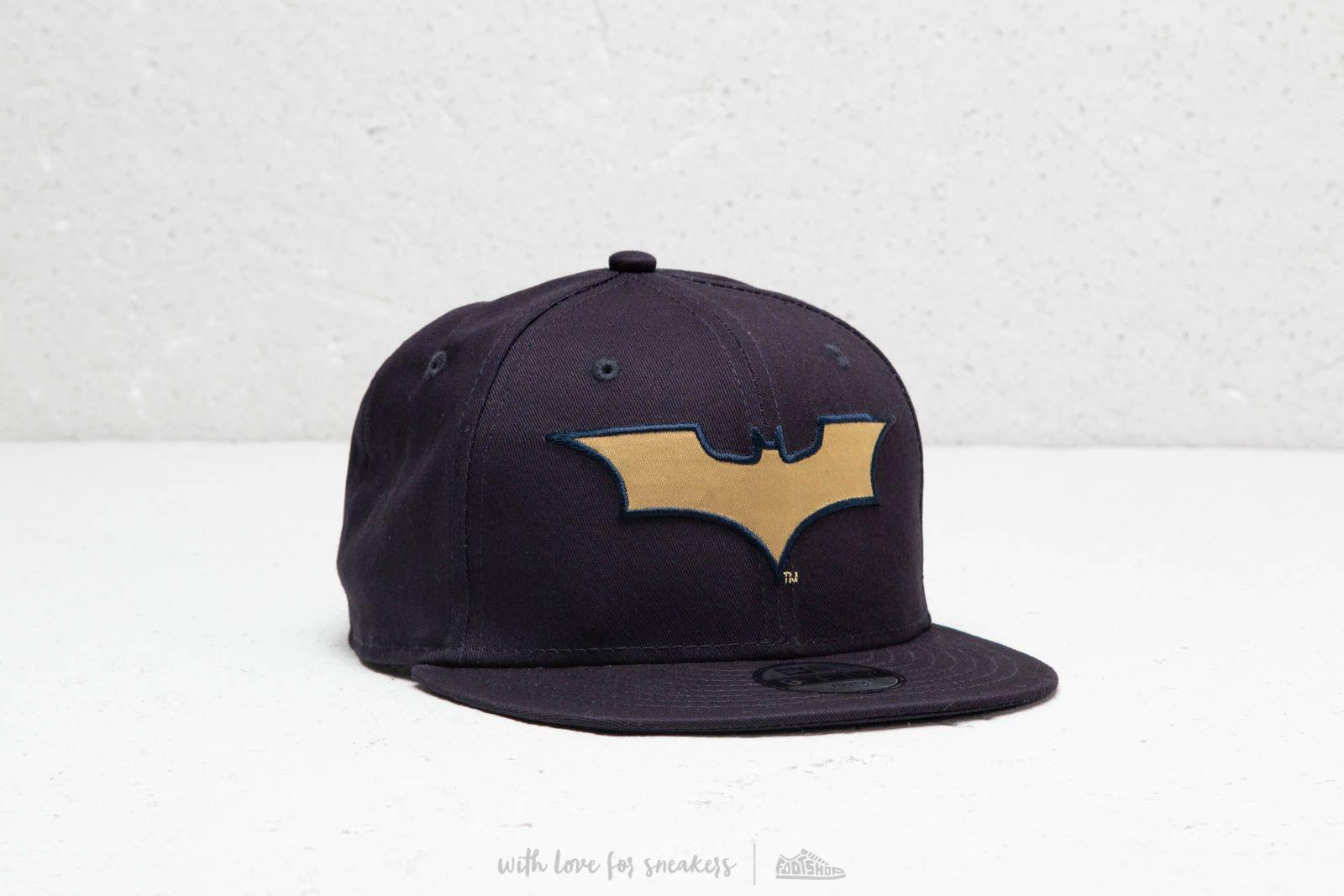 New Era 9Fifty Character Batman Cap