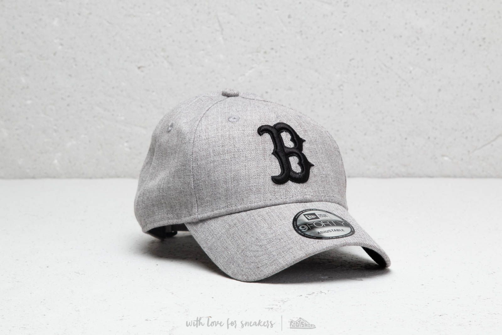 New Era 9Forty MLB Boston Red Sox Essential Cap
