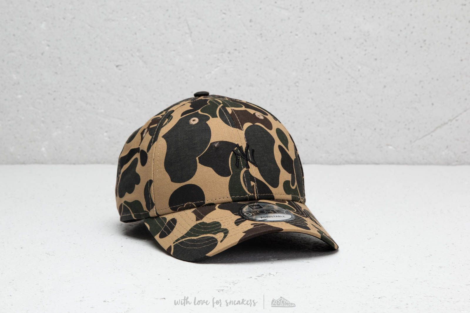Kšiltovky New Era 9Forty MLB New York Yankees Cap Camo