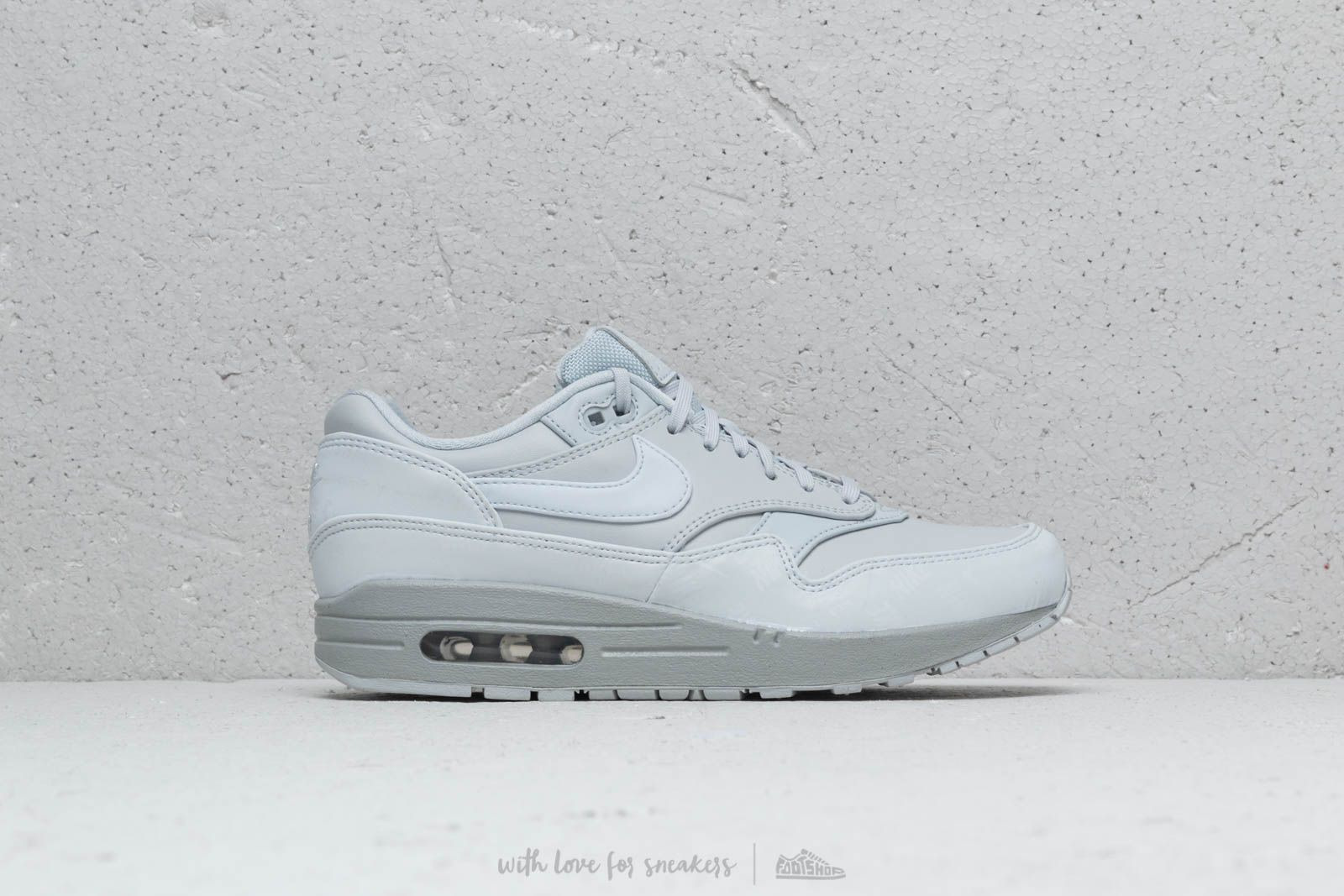 038999b2e1eb Nike Wmns Air Max 1 LX Pure Platinum  Pure Platinum at a great price 143