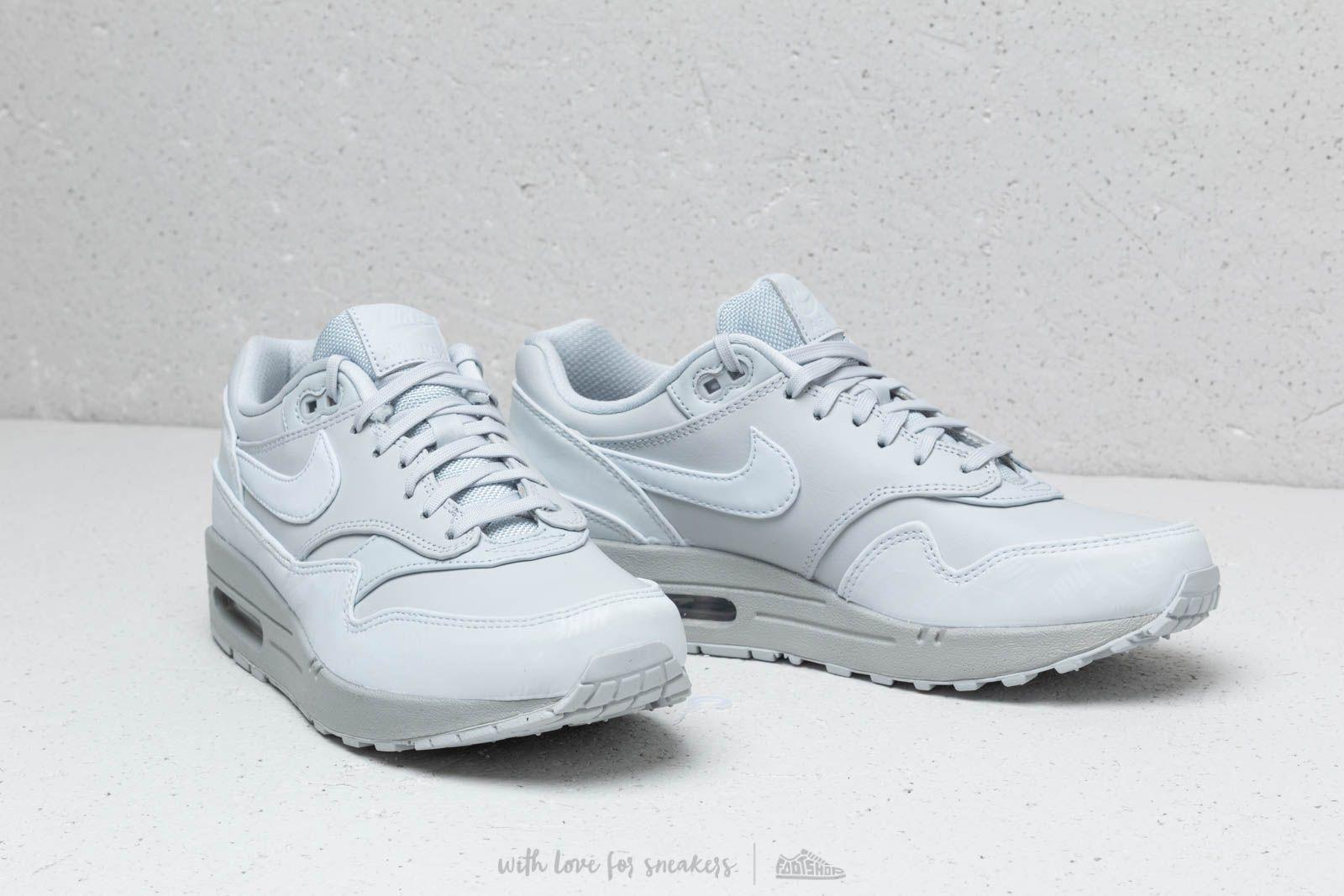 20265578f88 Nike Wmns Air Max 1 LX Pure Platinum  Pure Platinum za skvelú cenu 143 €
