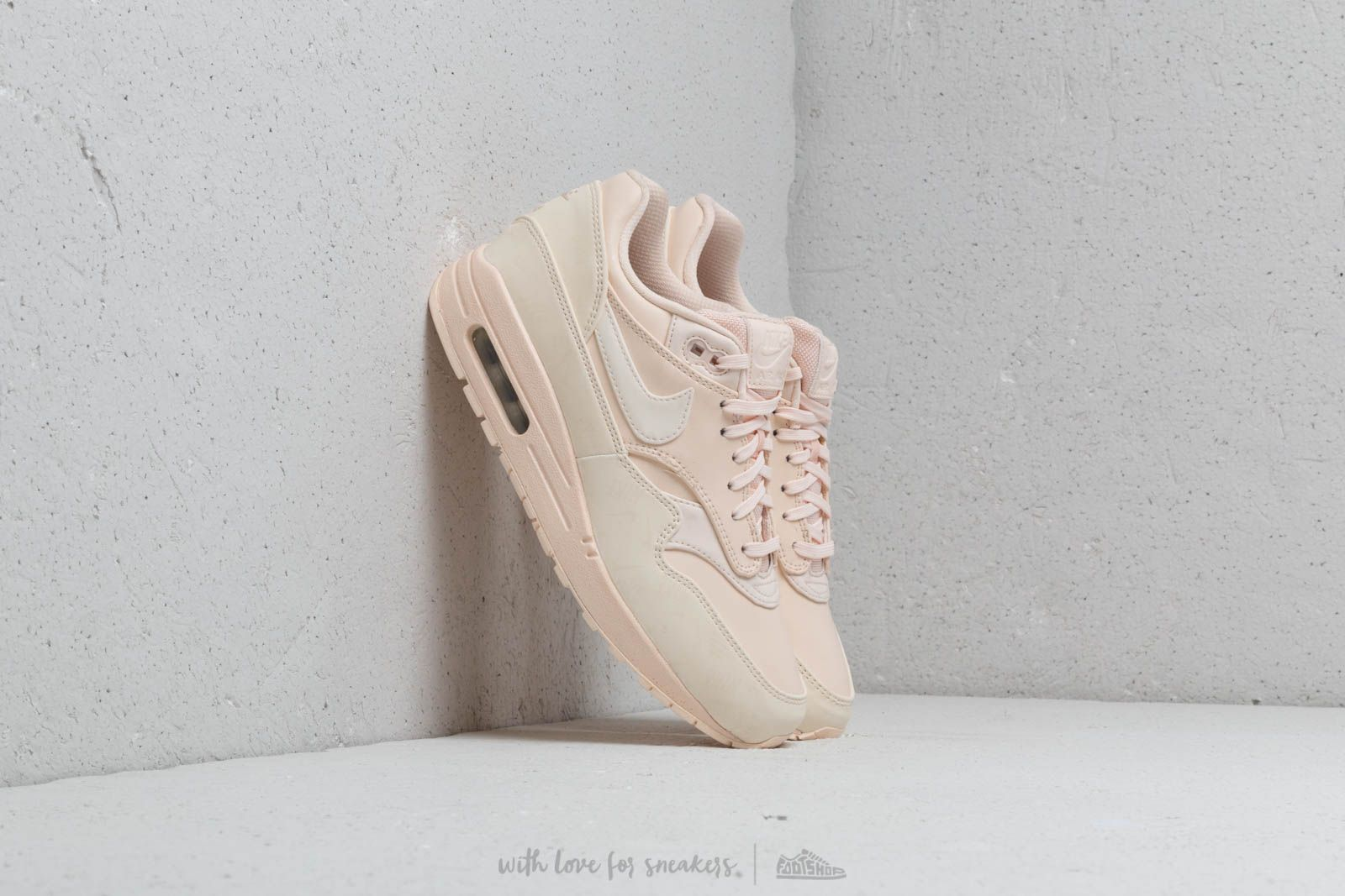 3f3f92e0f Nike Wmns Air Max 1 LX Guava Ice/ Guava Ice-Guava Ice at a