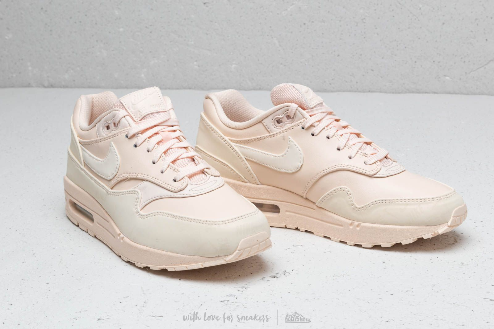 Nike Wmns Air Max 1 LX Guava Ice Guava Ice Guava Ice   Footshop