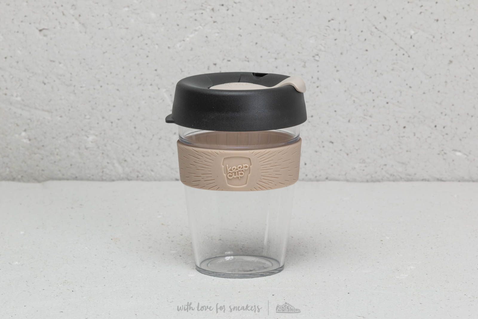Keepcup Cup Clear Edition Batch