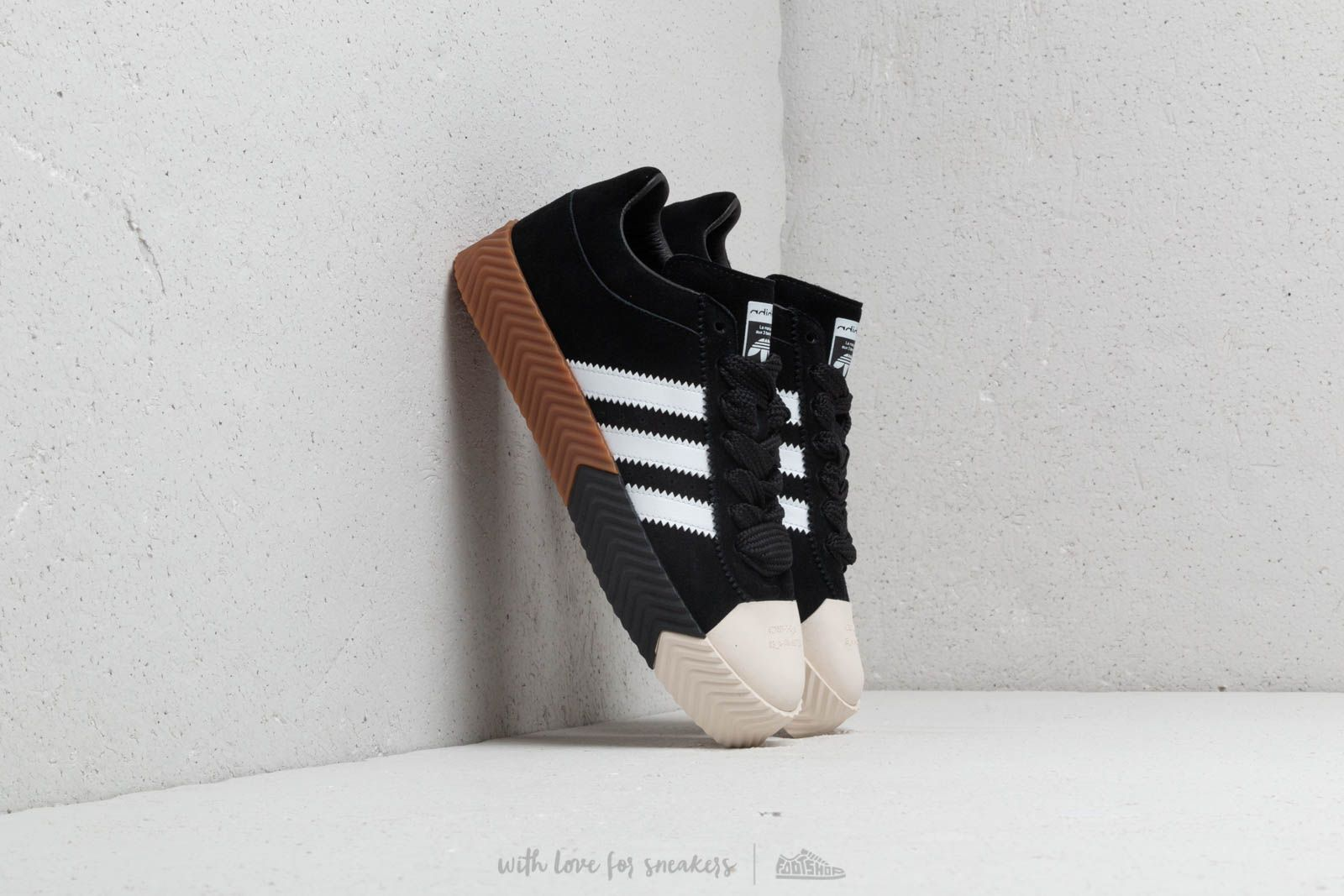 adidas x Alexander Wang Core Black Ftw White Core Black