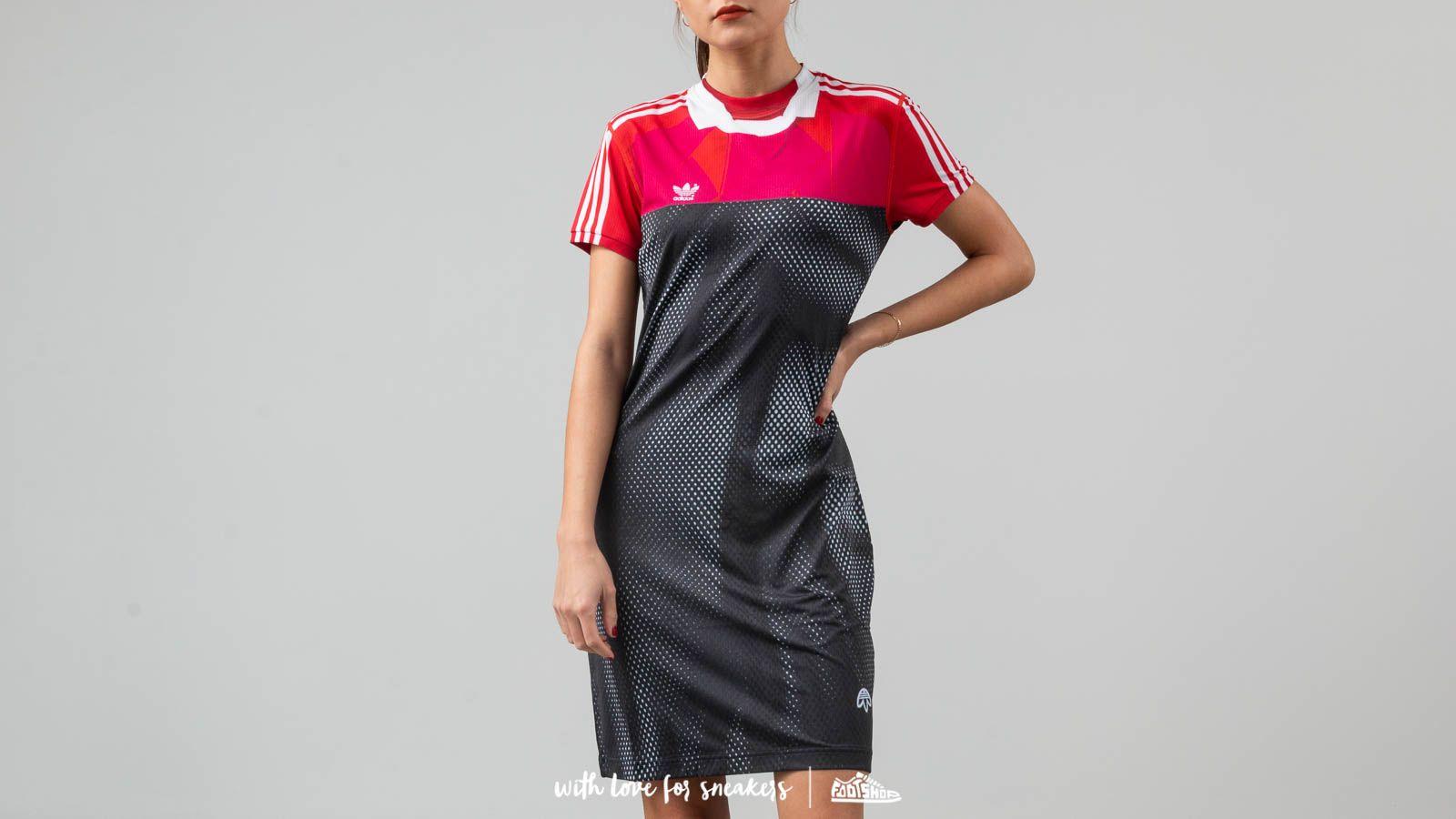 adidas x Alexander Wang Photocopy Dress Lush Pink za skvělou cenu 4 890 Kč koupíte na Footshop.cz