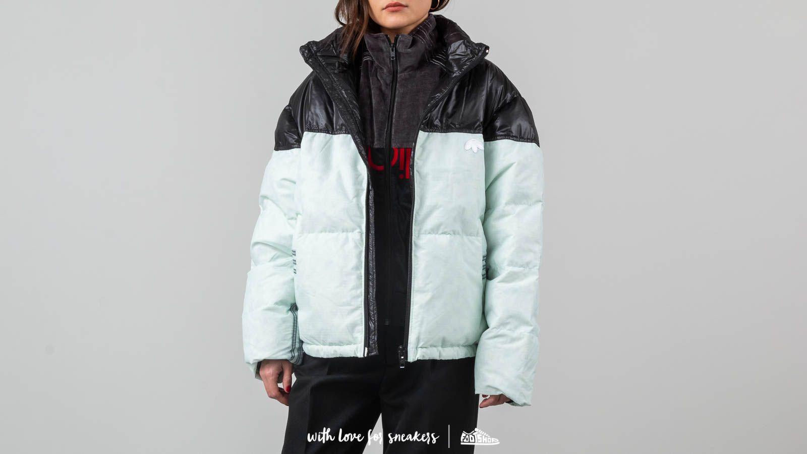 adidas x Alexander Wang Disjoin Puffer Clear Mint/ Black