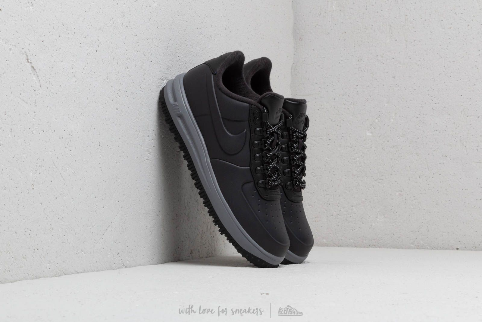 Nike LF1 Duckboot Low Oil Grey  Oil Grey-Black at a great price 88 10602dea80