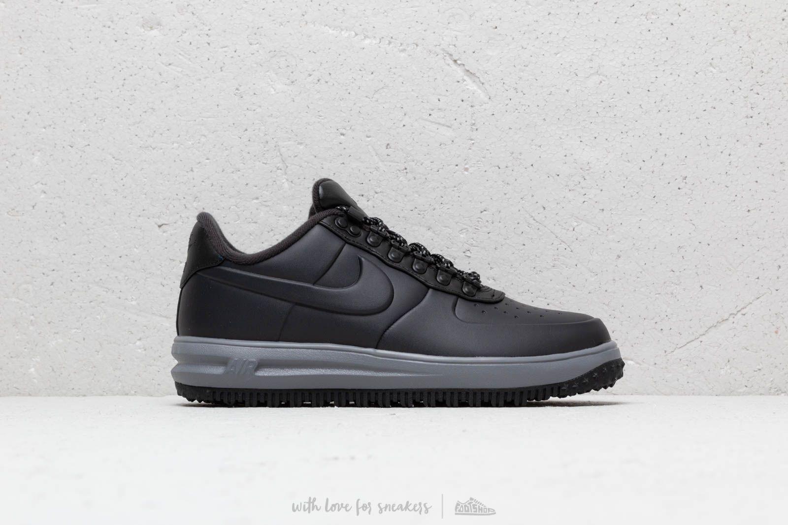 meilleur site web dcc59 c968a Nike LF1 Duckboot Low Oil Grey/ Oil Grey-Black | Footshop
