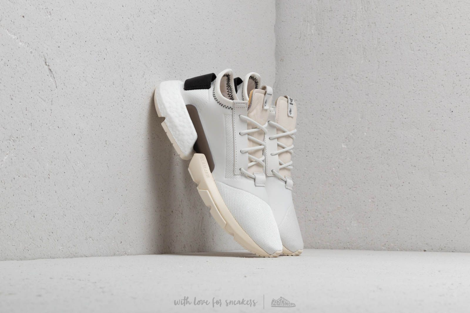 adidas Consortium x Slam Jam POD-S3.1 Ftw White/ Ftw White/ Ftw White at a great price 180 € buy at Footshop
