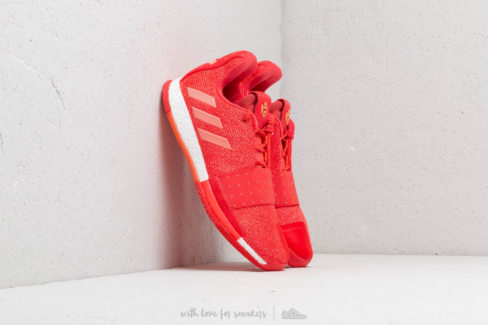 b38a27dbacbe adidas Harden Vol. 3 Chalk Coral  Chalk Coral  Chalk Coral at a great