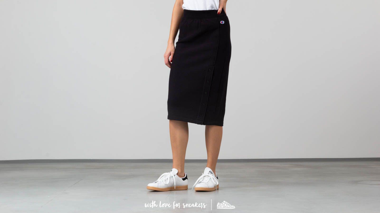 Champion Logo Skirt Black za skvělou cenu 1 280 Kč koupíte na Footshop.cz