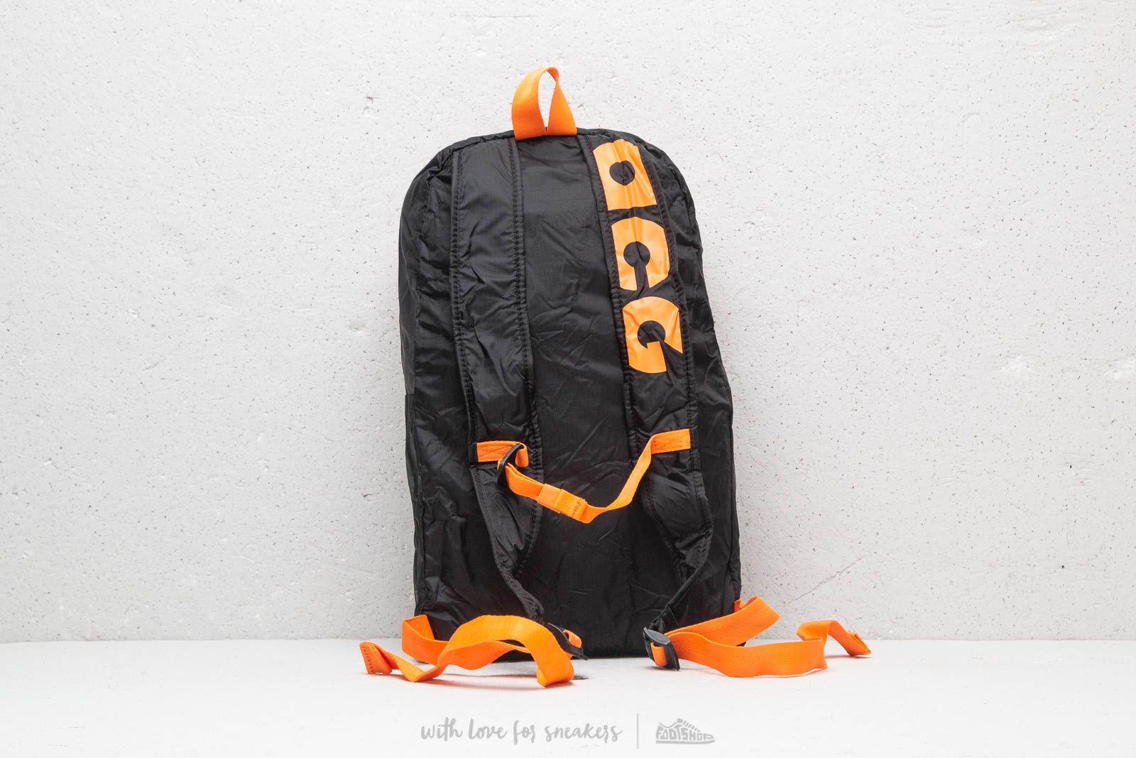 Nike OrangeFootshop Packable Backpack Acg Black sQtCdhrxB