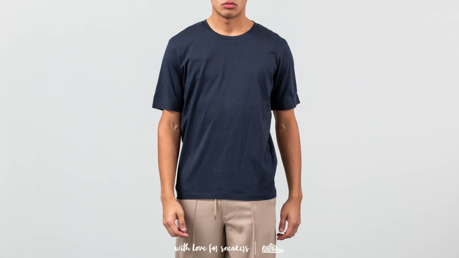 SELECTED Frelly Shortsleeve O-Neck Tee