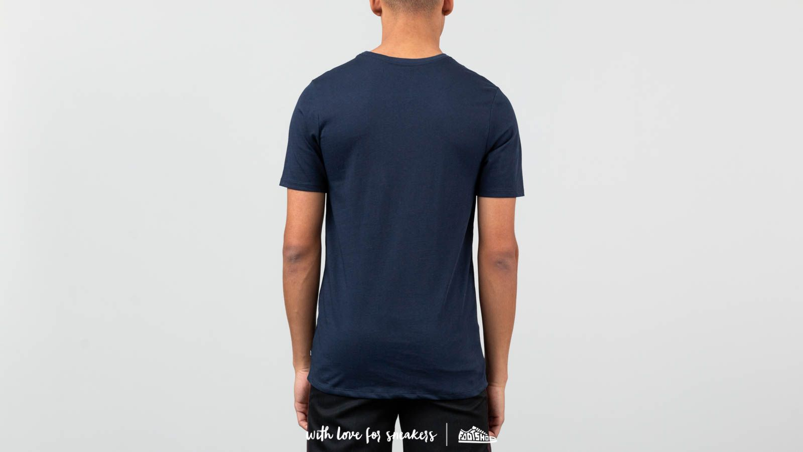 7bcc450c9 Nike SB Logo Men's T-Shirt Obsidian/ Obsidian/ Oracle Pink at a great