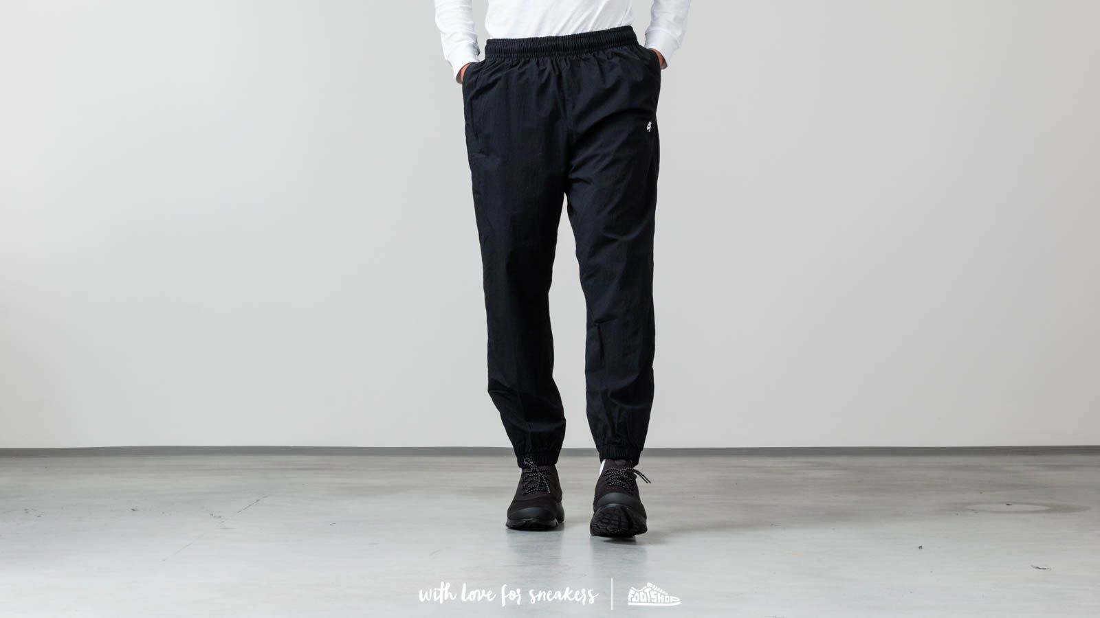 Sb Footshop Pants Nike Black Track Flex 8dPXYq