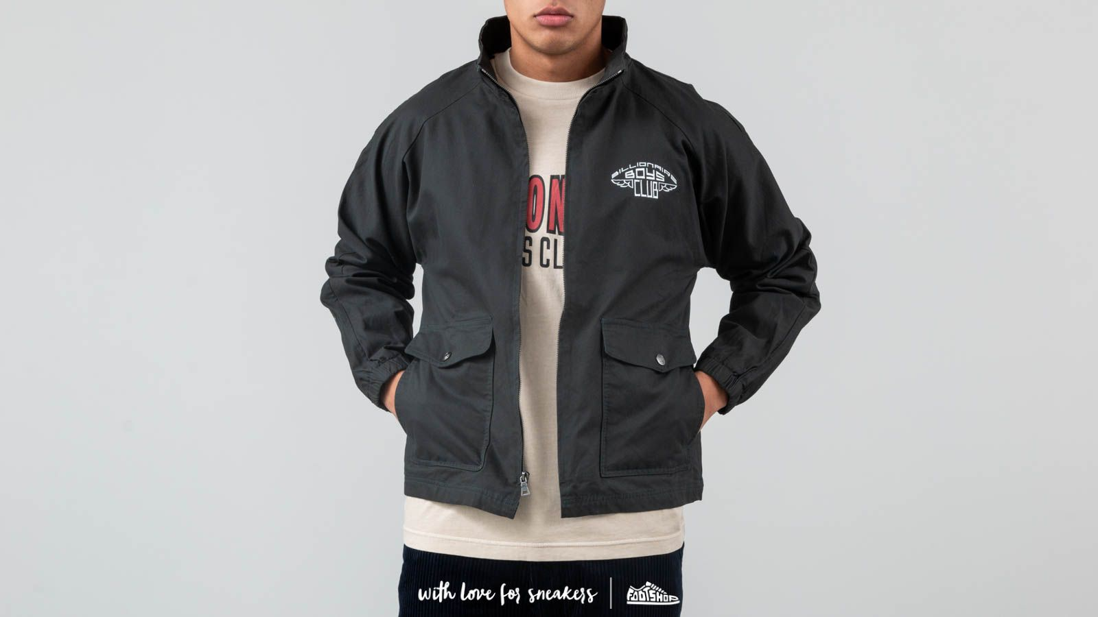 Billionaire Boys Club Mantra Zip Jacket