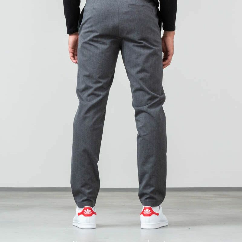 A.P.C Pantalon Florian Pants Anthracite, Gray