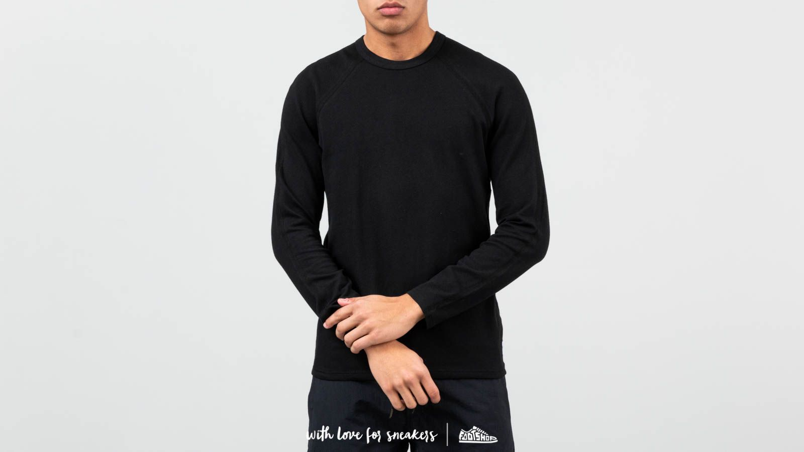 Reigning Champ Long Sleeve Tee