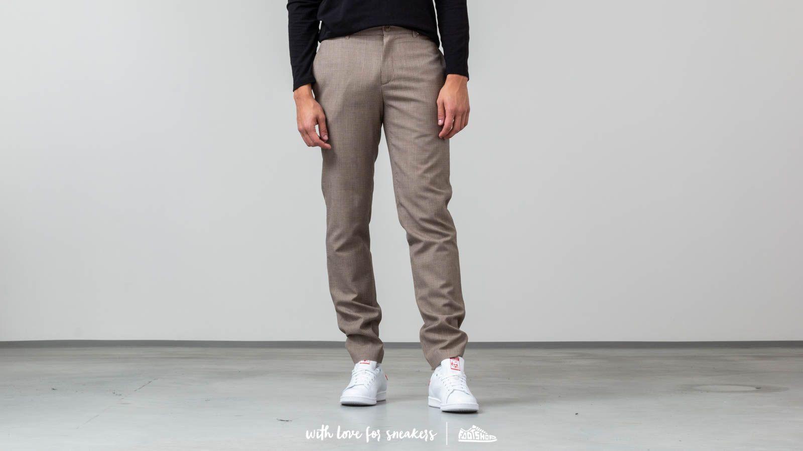 Džíny a kalhoty A.P.C. Chino Lift Pants Beige Fonce