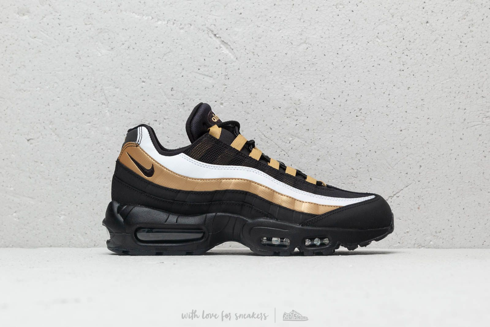 nike air max 95 homme gold