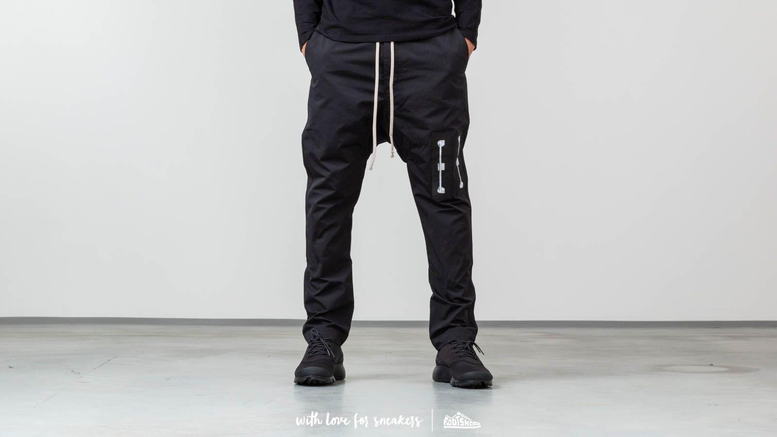 5e24828288c2 Rick Owens DRKSHDW Drawstring Long Pants Black at a great price  611 buy at  Footshop
