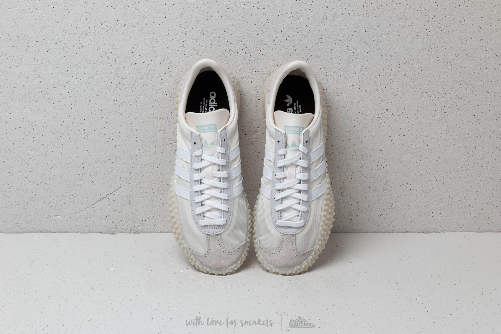 adidas Country x Kamanda Cloud White Ftw White Grey One | Footshop
