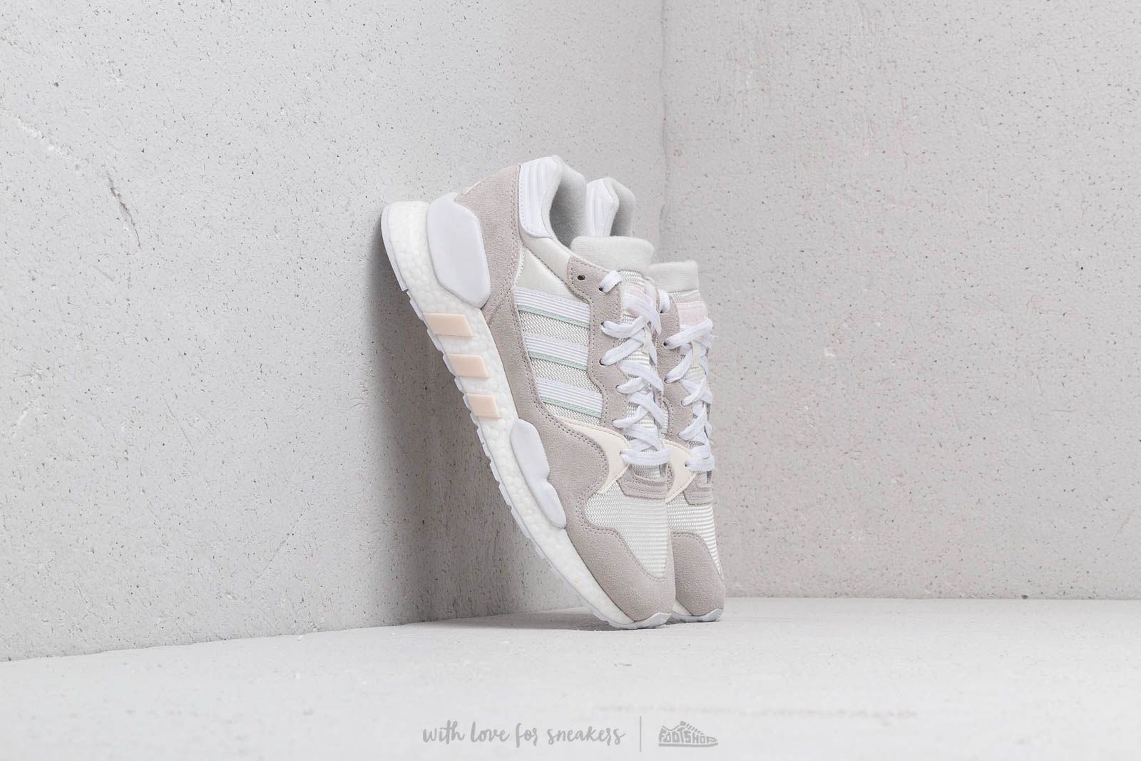 on sale 21242 04694 adidas ZX930 x EQT Cloud WHite/ Ftw White/ Grey One | Footshop