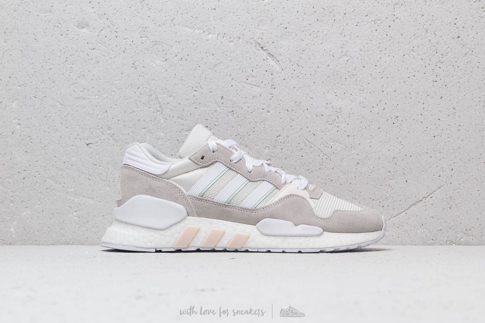 best sneakers 6afca 2cbe6 adidas ZX930 x EQT Cloud WHite  Ftw White  Grey One at a great price