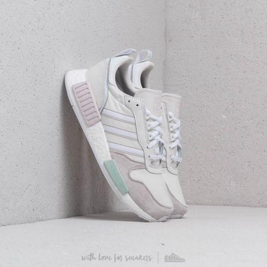 globo Docenas pecho  Men's shoes adidas Rising Star x R1 Cloud White/ Ftw White/ Grey One |  Footshop