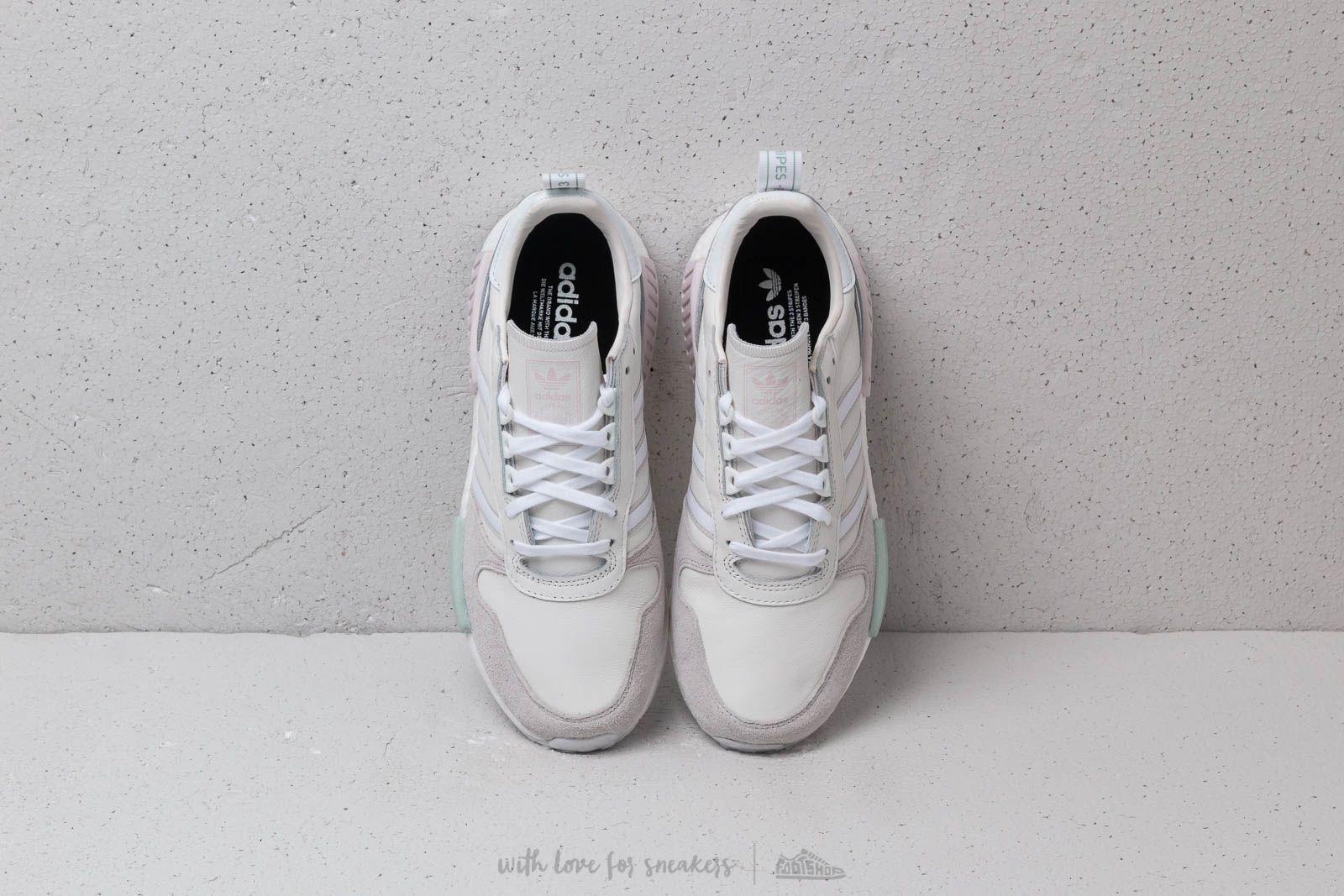 adidas Rising Star x R1 Cloud White  Ftw White  Grey One nagyszerű árakon 50 0cfe4289d4