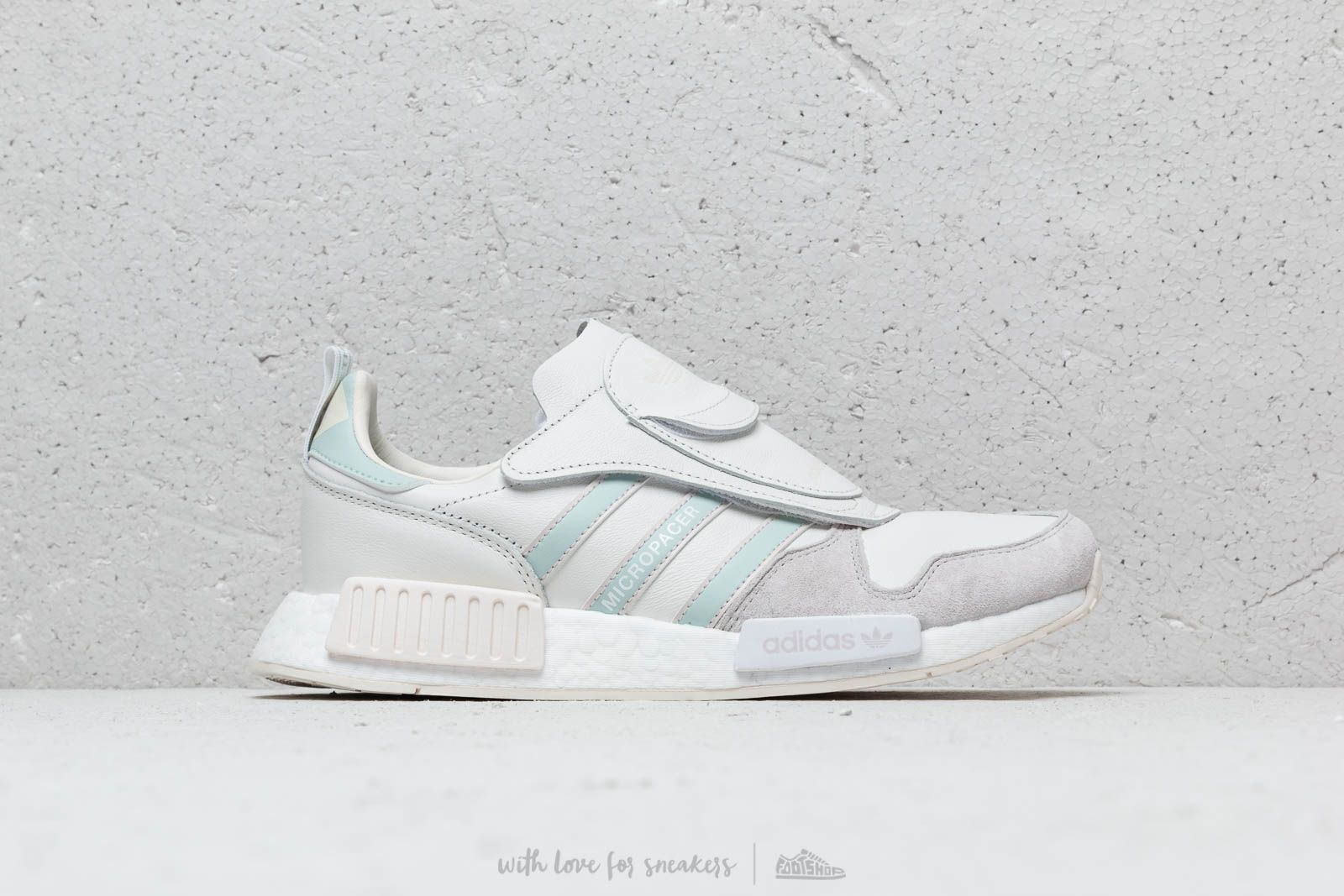 e52f4aeff2cc adidas Micropacer x R1 Cloud White  Ftw White   Grey One at a great price