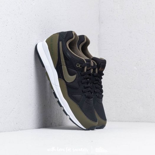 Nike Air Span IIBlack Olive Canvas White