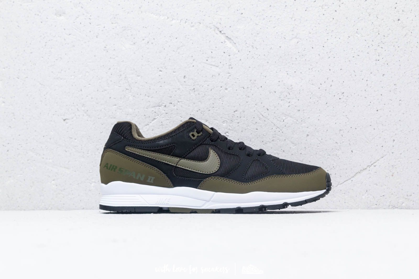 Nike Black Span Olive Ii Canvas Footshop White Air q8Zfgq1T