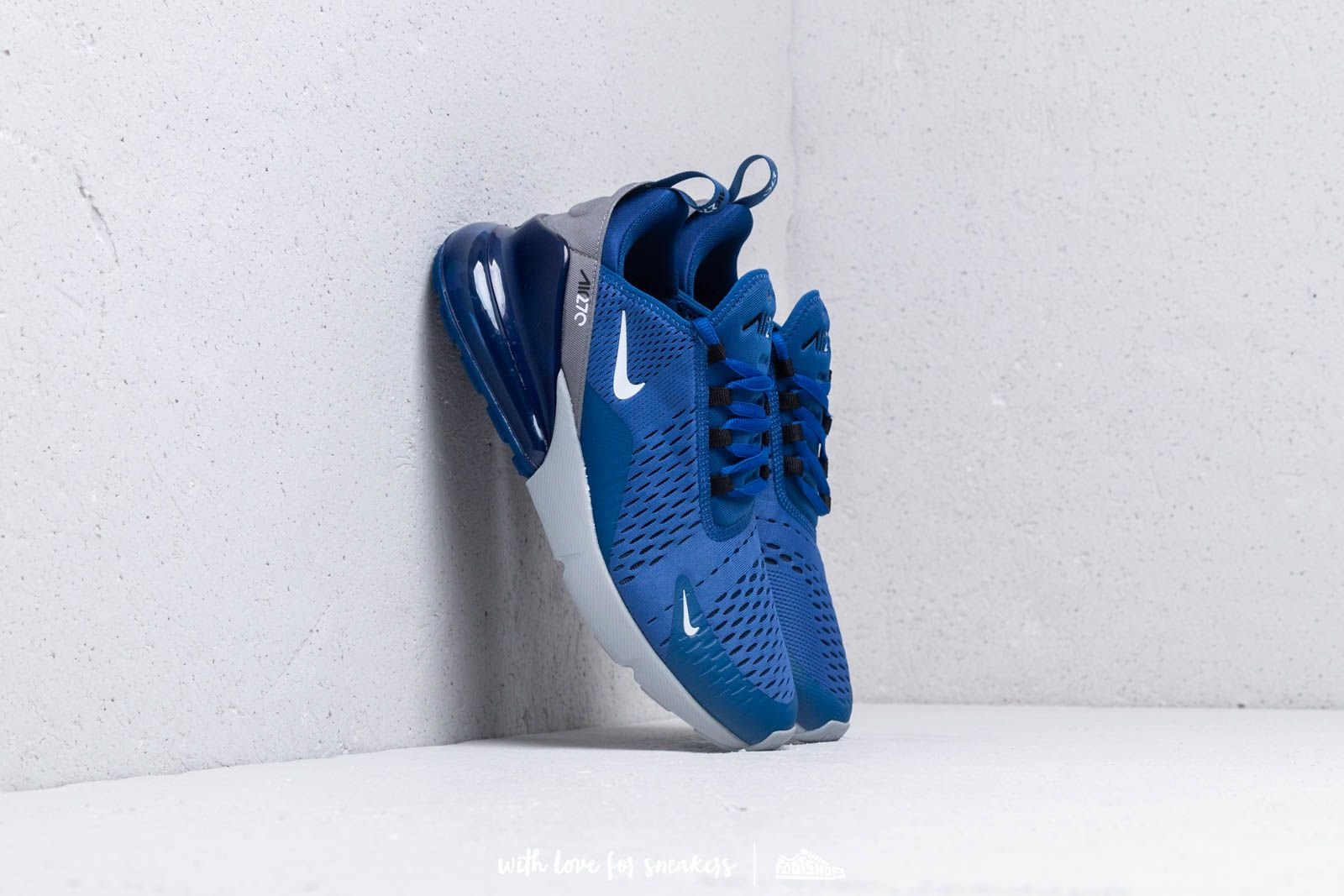release date: 5d890 84b36 Nike Air Max 270. Indigo Force  White-Wolf Grey