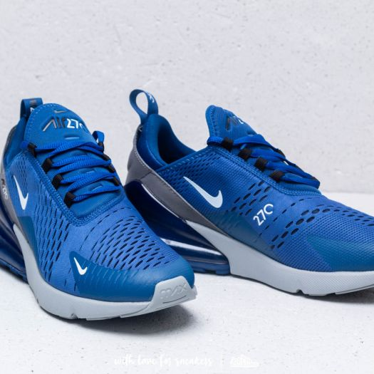 shoes Nike Air Max 270 Indigo Force
