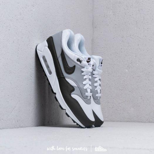 Nike Air Max 90/1 White/ Cargo Khaki-Black | Footshop