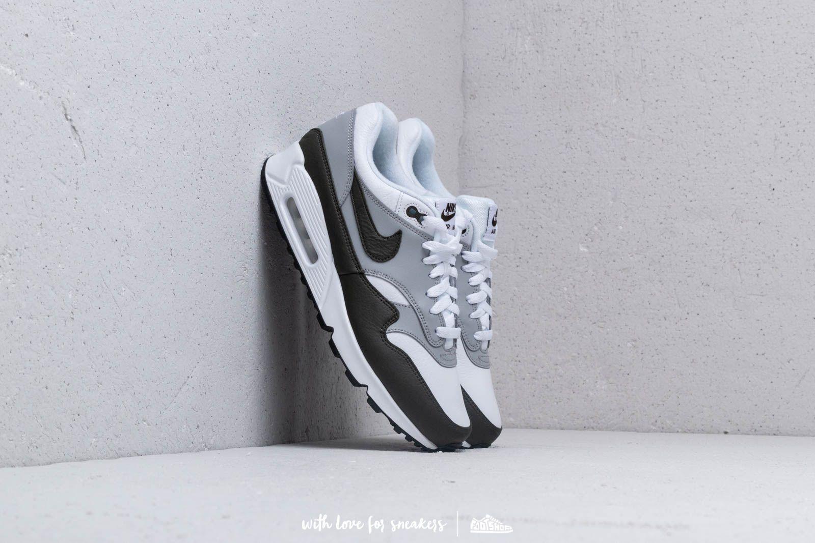 air max 90 grigio e nero