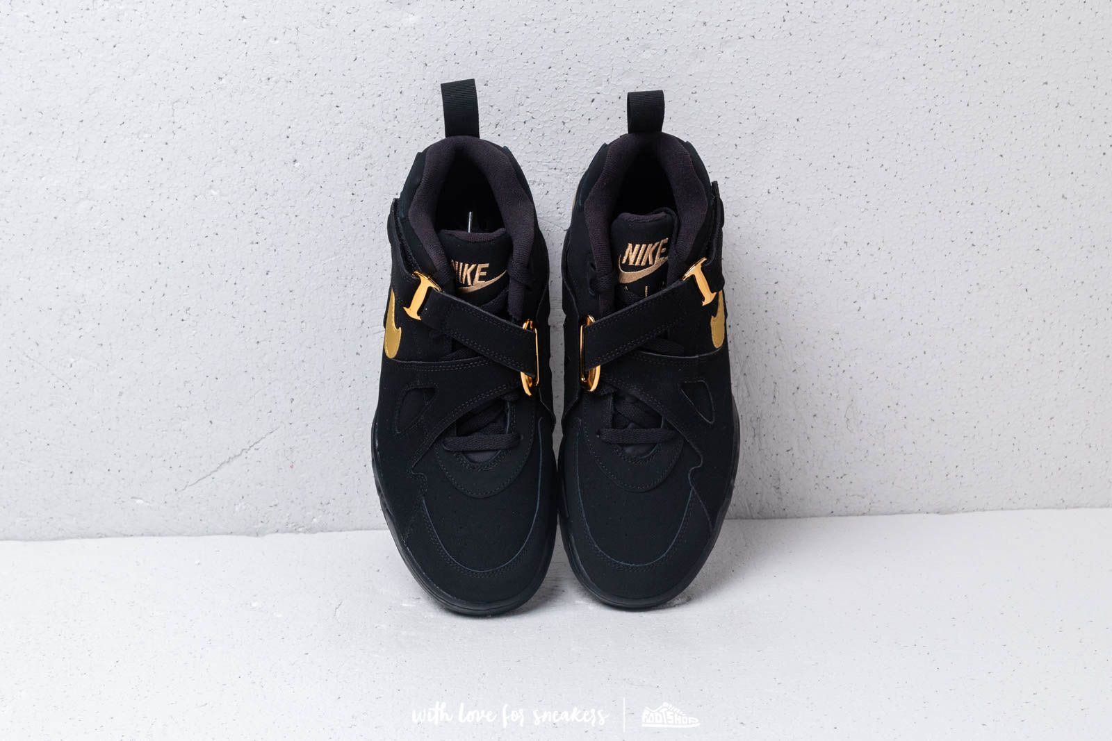 Chaussures et baskets homme Nike Air Force Max CB Black