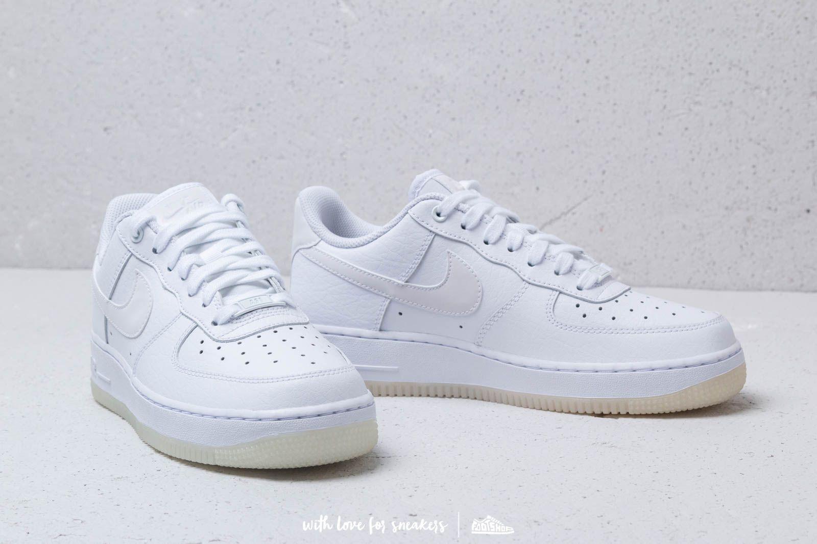 Nike Wmns Air Force 1 '07 Ess White White White   Footshop