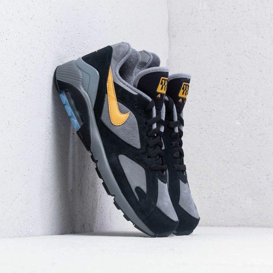 Nike Air Max 180 Cool Grey/ Wheat Gold-Black EUR 44