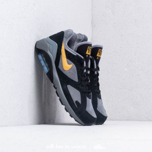 Nike Air Max 180 Cool Grey Wheat Gold Black | Footshop