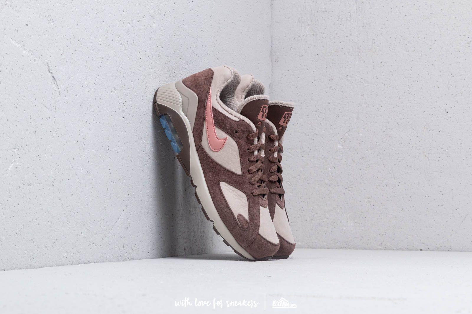 various design hot sale buy sale Nike Air Max 180 String/ Rust Pink-Baroque Brown | Footshop