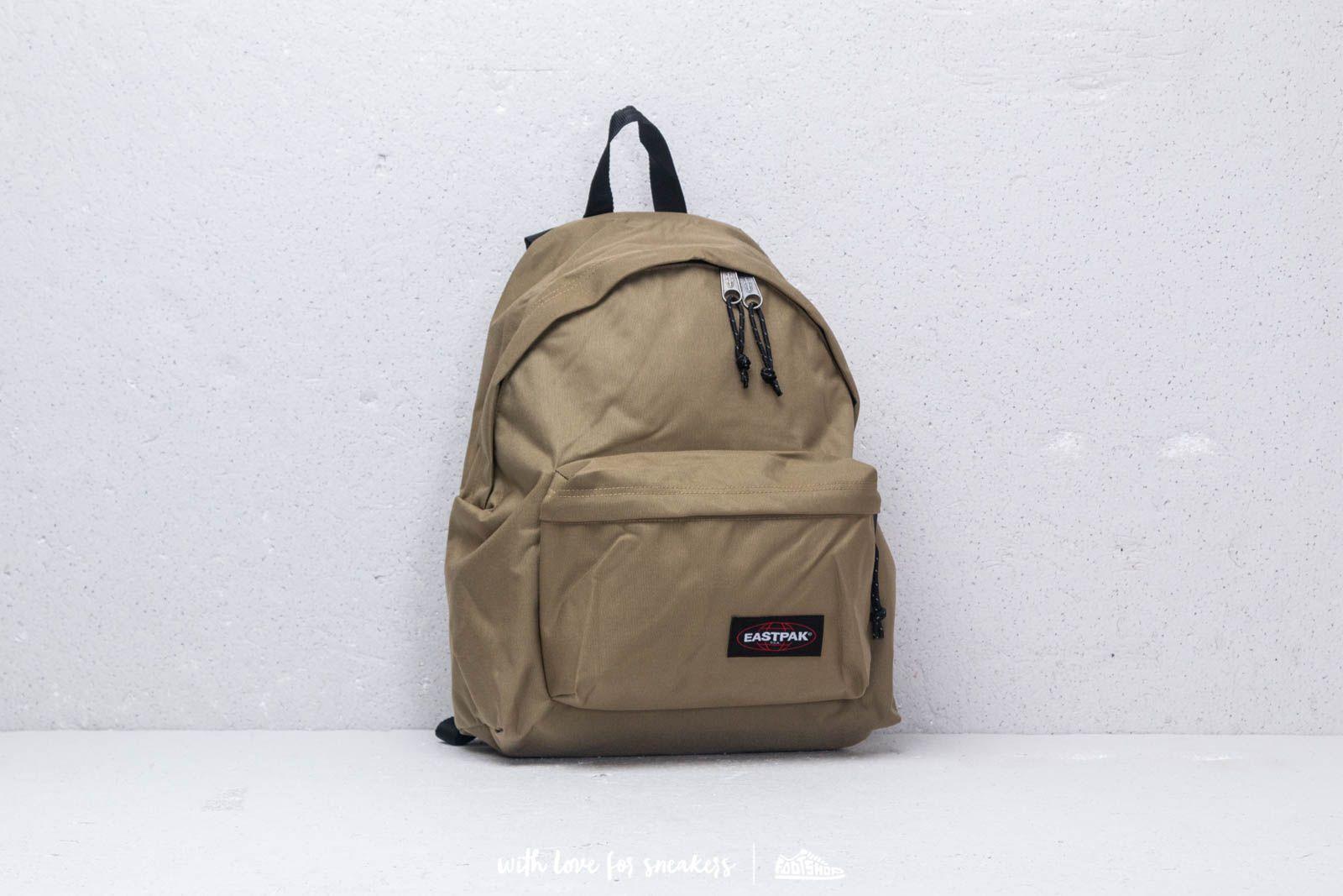 4f091b00d7f Eastpak Padded Pak'R Backpack Casual Khaki | Footshop