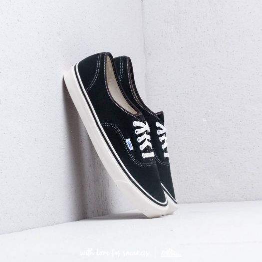 Vans Authentic 44 Dx (Anaheim Factory) Og Black | Footshop