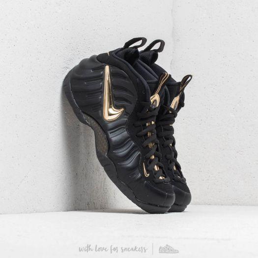 timeless design 8a36d 485b6 Nike Air Foamposite Pro Black/ Metallic Gold | Footshop