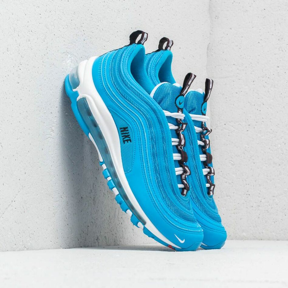 Nike Air Max 97 SE (GS) Blue Hero/ White-Black EUR 36
