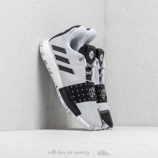 new products 32600 92f43 adidas Harden Vol. 3 Footwear White  Core Black   Light Solid Grey