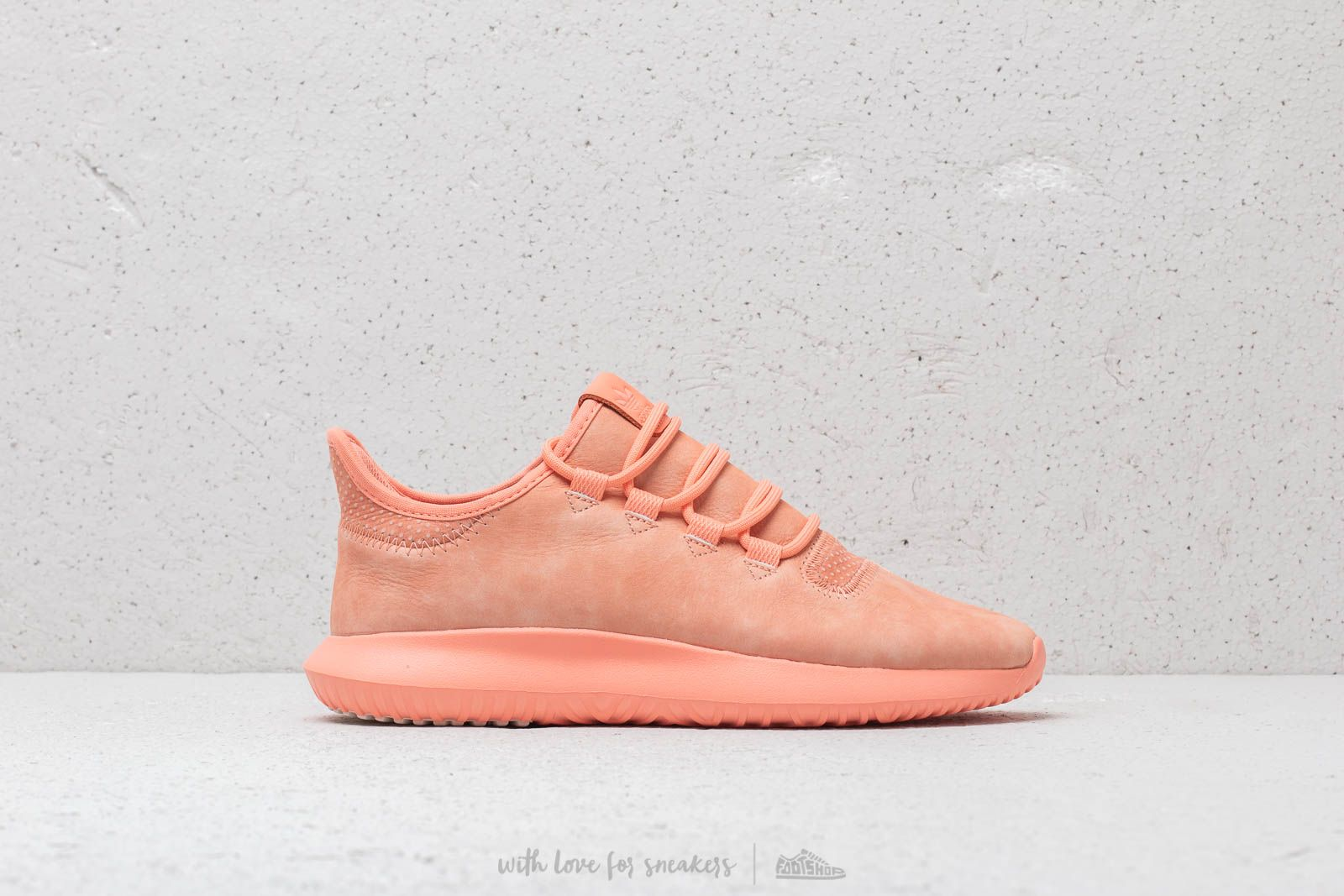2040a582ac2 adidas Tubular Shadow W Chalk Coral  Chalk White  Chalk Coral at a great  price